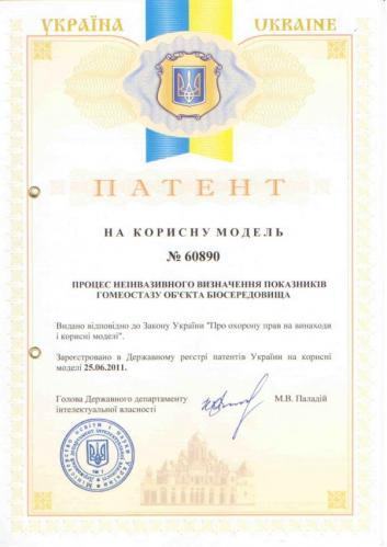 patent 60890 1